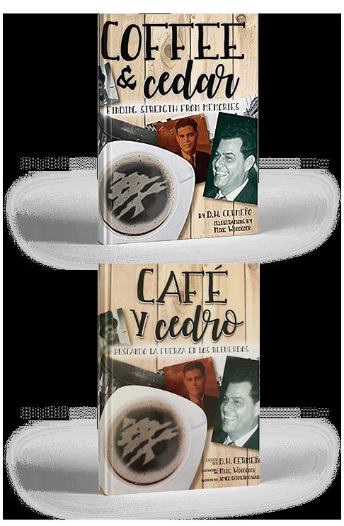 Cofffee & Cedar Book Cover